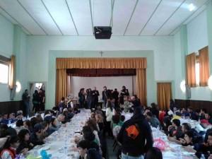 Pranzo dell'amicizia - Salone Pio X - 17-04-2014